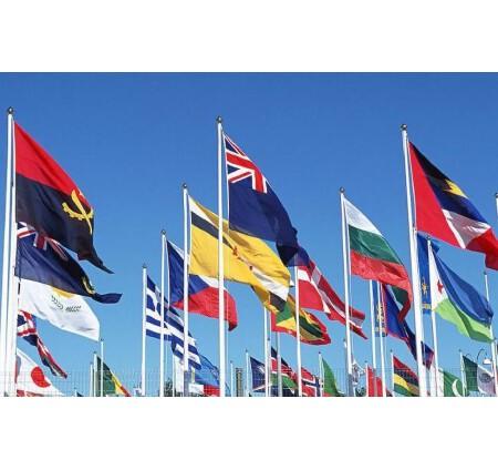 旗帜定做 多规格 急件当天发