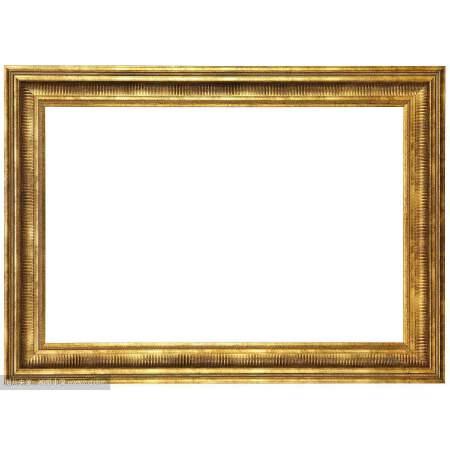 挂画框(香槟金木质/红木相框)